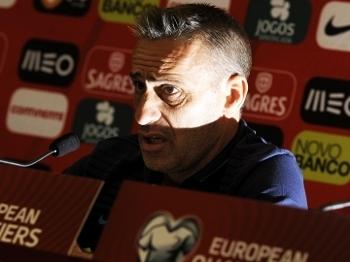 Paulo Bento Coletiva Portugal Albania Eliminatorias Euro-2016 06/09/2014