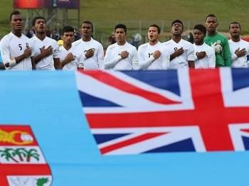 Fiji irá jogar o torneio de futebol dos Jogos Olímpicos do Rio em 2016