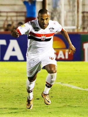 Serginho jogou Paulista pelo Botafogo-SP