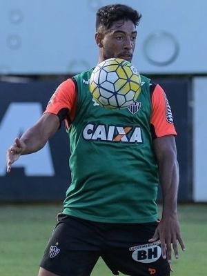 Nathan já foi relacionado para o time profissional do Atlético-MG