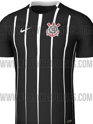 Site  Nike resgata segunda camisa tradicional do Corinthians  veja ... e8d818ba1bd60