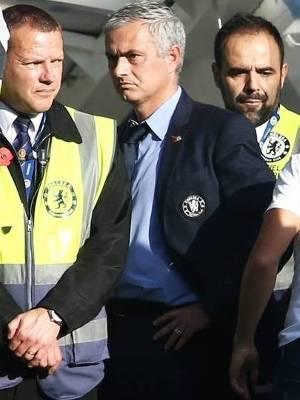 Jose Mourinho Chelsea Liverpool Campeonato Ingles 31/10/2015