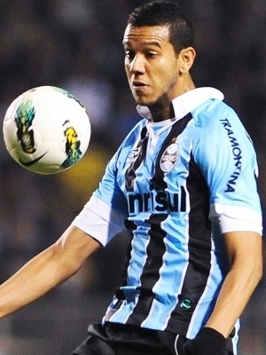Souza Gremio Fluminense Campeonato Brasileiro 25/07/2012