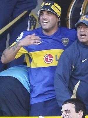 Mauro Martin La Doce Boca Juniors La Bombonera 30/10/2011