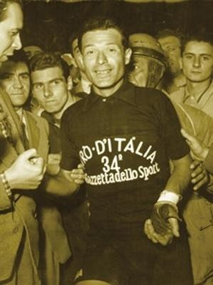 giovanni Pinarello giro italia 1951 divulgacao
