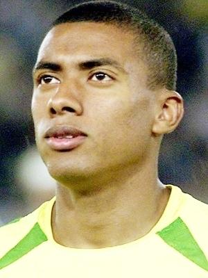 Kleberson Hino Brasil Alemanha Final Copa do Mundo 2002 30/06/2002