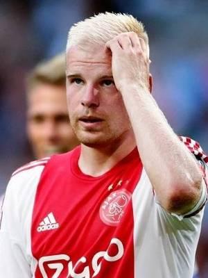 Klaassen falhou no primeiro gol do Ajax
