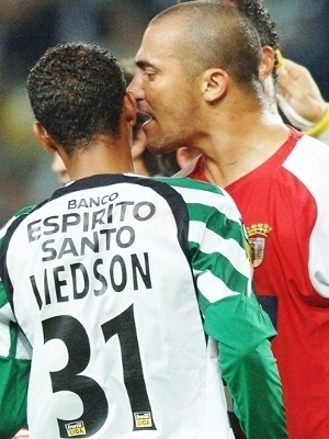 Nem Braga Liedson Sporting Campeonato Portugues 11/10/2006