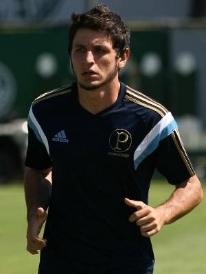 Lucas Morelatto foi formado no Palmeiras