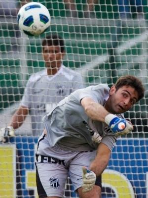 Diego jogou dois anos no Ceará