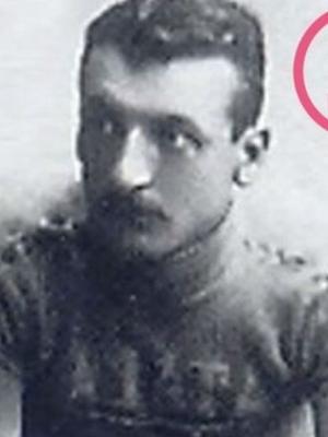 Luigi Ganna tinha o apelido de
