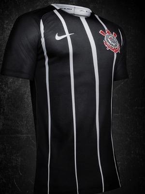 52e349de519f5 Segundo uniforme do Corinthians
