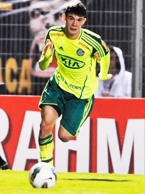 Luiz Gustavo Palmeiras Ponte Preta Campeonato Brasileiro 09/07/2012