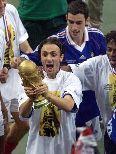 Christophe Dugarry - Comentarista de TV