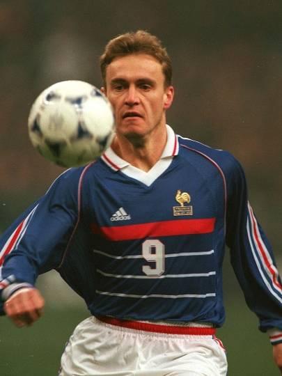Stéphane Guivarc'h - Vice-presidente executivo e treinador do clube amador US Trégunc