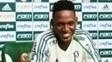 Yerry Mina é um dos destaques do Palmeiras