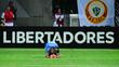 Jailson lamenta a desclassificação do Palmeiras na Libertadores