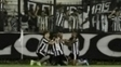 Jogadores do Botafogo comemoram gol contra o Bangu