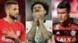 Jogadores encostados custam muito aos cofres dos clubes brasileiros