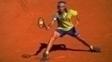 Gustavo Kuerten corre em final do Roland-Garros de 1997