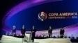 Presidente da Conmebol confirmou que a Copa América de 2019 será no Brasil
