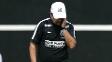 Enderson Moreira foi demitido nesta quinta-feira; antes, deu treino e até entrevista