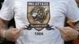 Torcedor do Hull City pediu a saída do proprietário em camisa
