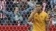 Sevilla não saiu de um empate com o Sporting Gijón