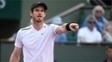 Andy Murray está nas quartas de final de Roland Garros