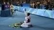 Maicon Siqueira ganhou bronze no taekwondo