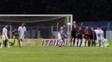 Flamengo e São Caetano ficaram no empate em 1 a 1