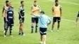 Palmeiras está treinando em Atibaia nesta semana