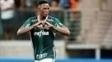 Yerry Mina Comemora Gol Palmeiras Jorge Wilstermann Libertadores 15/03/2017