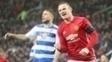 Rooney abriu o placar e se tornou o maior artilheiro da história do United