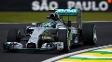 Rosberg dominou o primeiro dia de treinos em São Paulo, e Interlagos ganhou vida com a velocidade da Fórmula 1