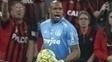 Goleiro é um dos destaques atuais do Palmeiras