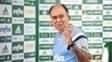 Marcelo Oliveira, enfim, levantou o troféu da Copa do Brasil