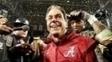 Nick Saban já conquistou quatro títulos nacionais com Alabama