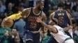 LeBron x Isaiah: Cavs sobram na casa dos Celtics e abrem finais do Leste na frente