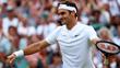Roger Federer venceu Grigor Dimitrov nesta segunda-feira