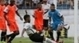 Marquinhos marca para o Corinthians contra o Manthiqueira
