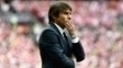 Antonio Conte conta com poucas opções à disposição do Chelsea nesta temporada