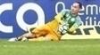 Fernando Prass Palmeiras Bahia Campeonato Brasileiro 19/06/2017
