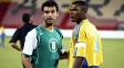 Guardiola Al-Ahly Desailly Al-Gharrafa Catar 30/12/2004