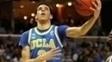 Lonzo Ball, em ação pela UCLA no basquete universitário