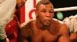 Mike Tyson caiu pela primeira vez em sua carreira