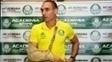 Fernando Prass Lançamento Livro Copa do Brasil 11/08/2016