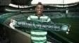 Campbell foi apresentado pelo Sporting neste domingo