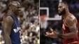Aos 40 anos, Michael Jordan jogava mais minutos que LeBron joga agora