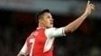 Alexis Sánchez marcou duas vezes na vitória sobre o Sunderland